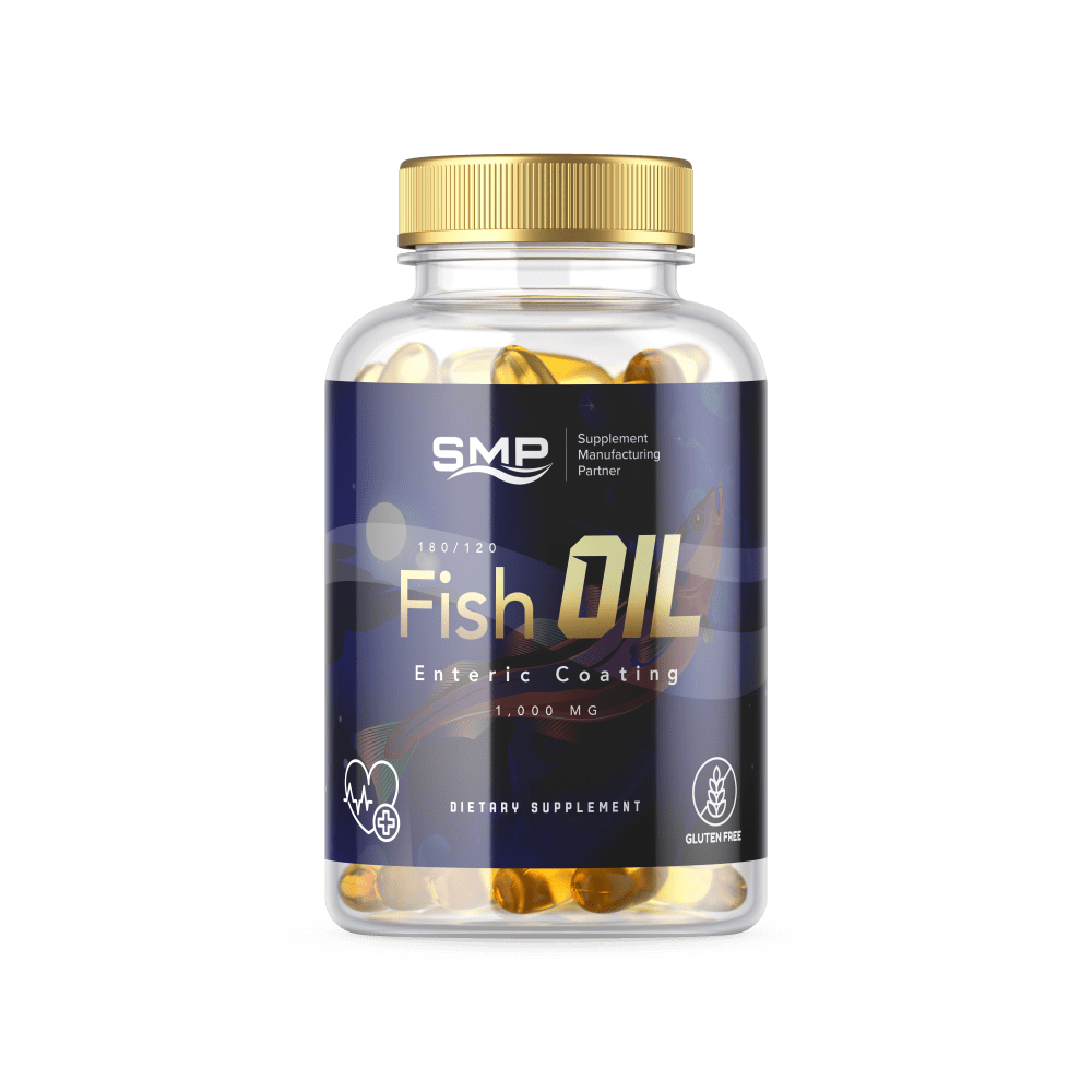 best selling supplements of 2020: Fish Oil