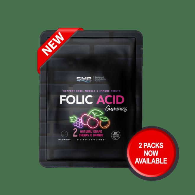Folic Acid Gummies