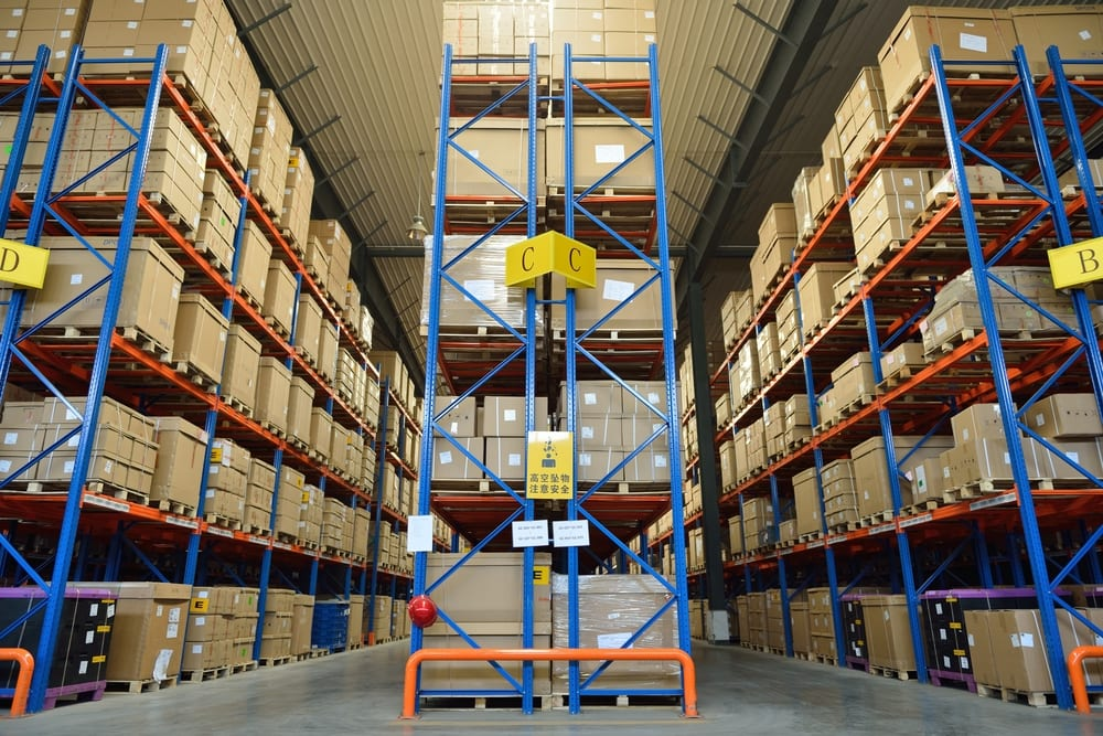Product Storage