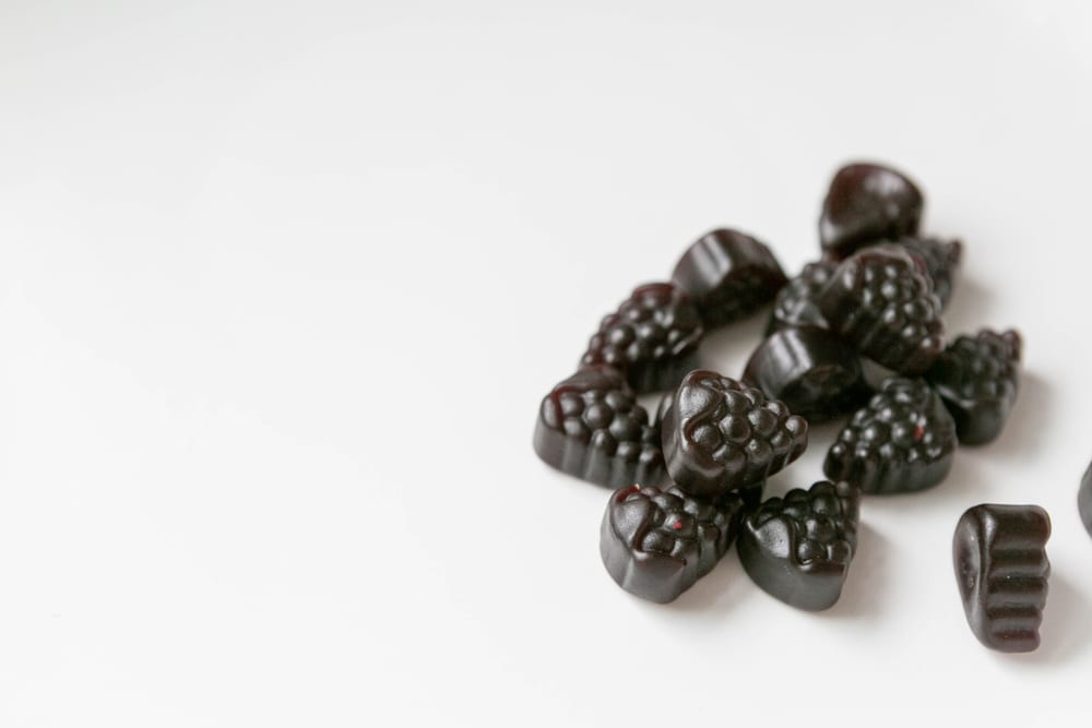 Elderberry Gummy Vitamins