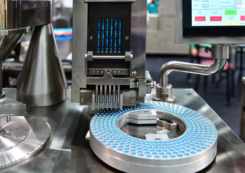 capsules manufacturing
