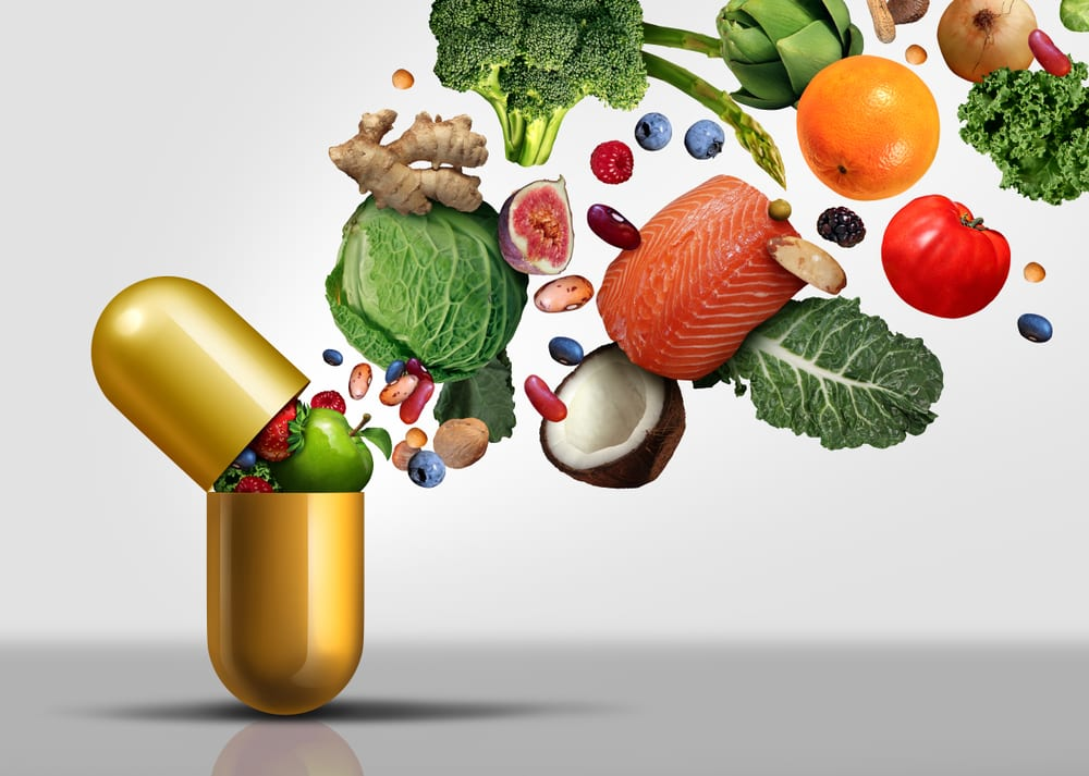 fitness supplement industry