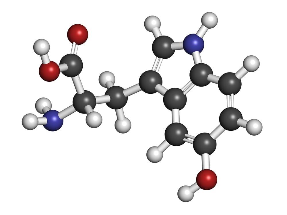 5-htp molecule