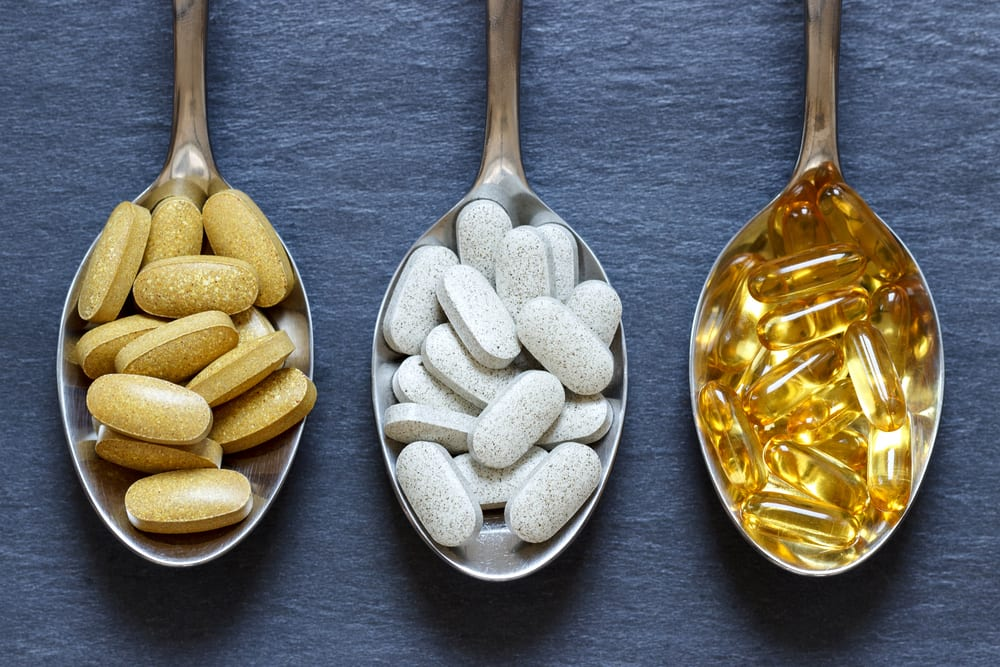 Supplement manufacturing cost