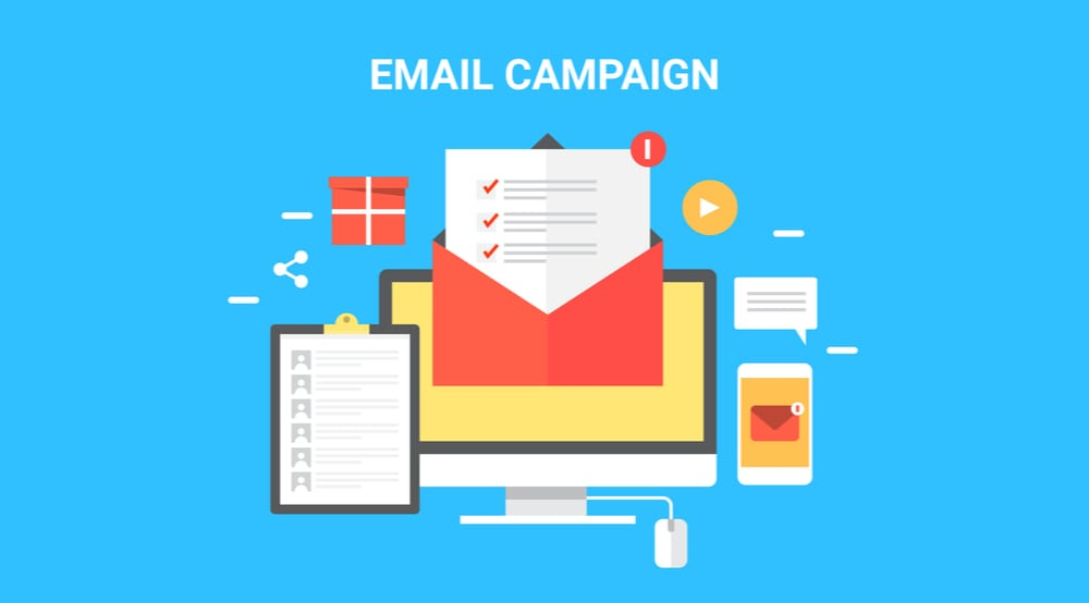 Supplement marketing weight loss: Email campaigns
