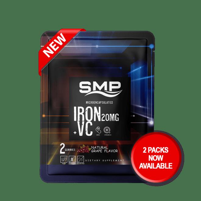 High Potency Iron- Microencapsulated