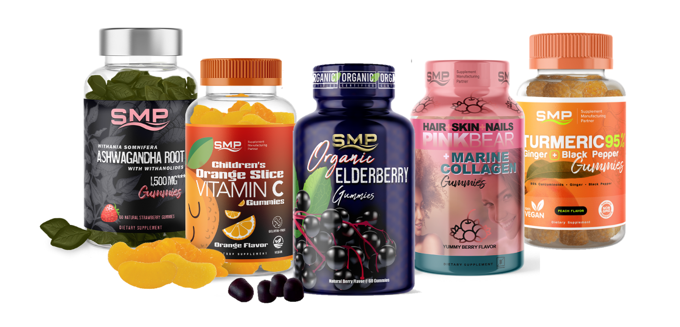 Supplement Manufacturing Partners Private Label Stock Formulation