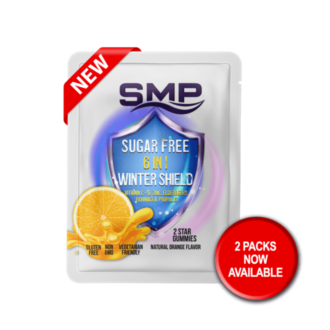 6 in 1 Sugar Free Winter Shield